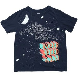♛5/$25♛ OshKosh Outer Space T-Shirt Sky Top 5